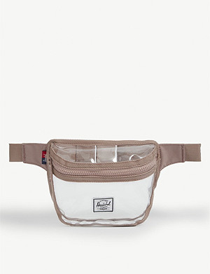 HERSCHEL SUPPLY CO Fifteen transparent belt bag