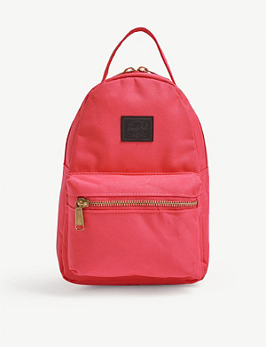 HERSCHEL SUPPLY CO Nova mini canvas backpack