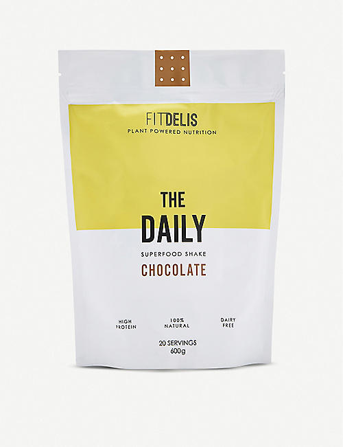 FITDELIS: The Daily multivitamin blend chocolate 600g