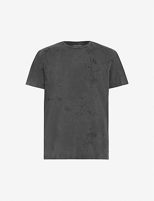 ALLSAINTS: Wyatt washed cotton T-shirt