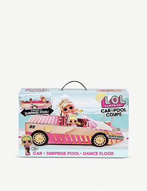 L.O.L. SURPRISE Car-pool Coupe set