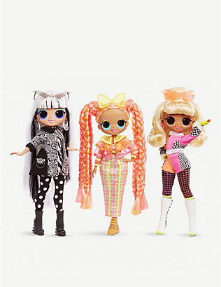 L.O.L. SURPRISE: O.M.G. Lights assorted fashion dolls