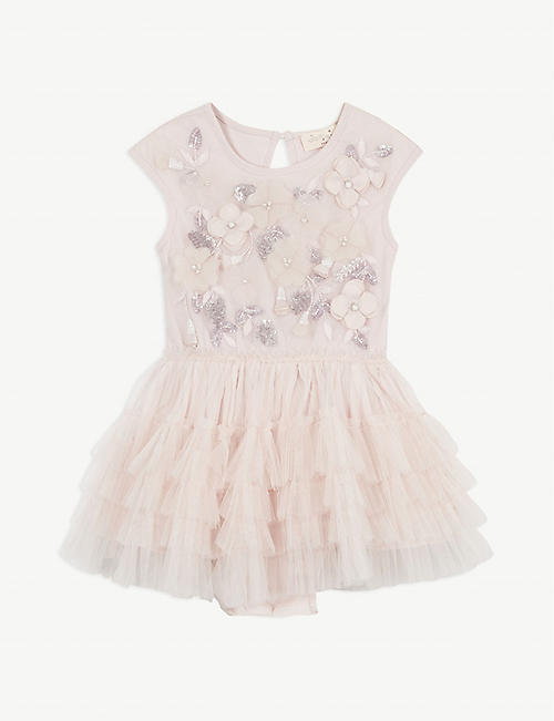TUTU DU MONDE: Strawberry Fields tulle tutu dress 3-24 months