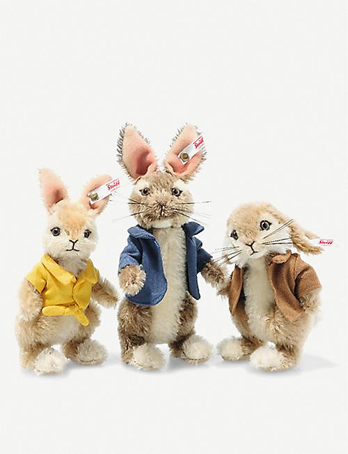 STEIFF: Limited Edition collector's Peter Rabbit 20cm