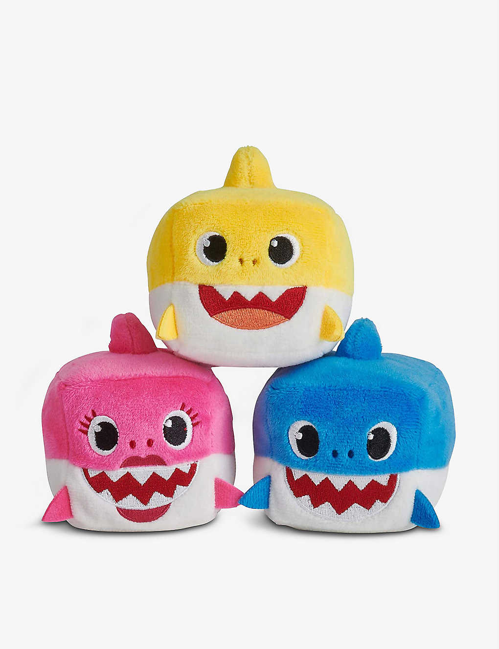 BABY SHARK: Singing Cubes assorted toys