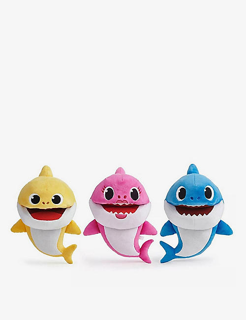 BABY SHARK: Singing Puppet assortment