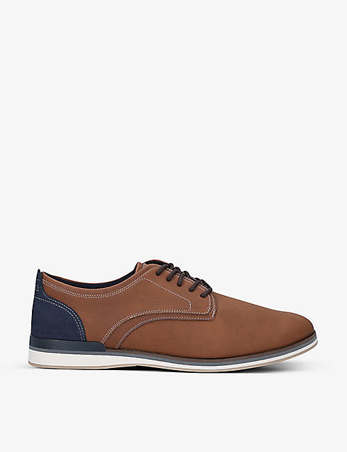ALDO: Eowoalian suedette low-top trainers