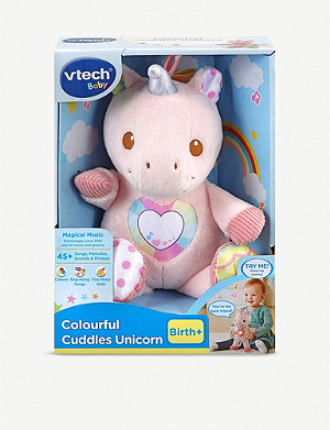VTECH Baby Cuddles Unicorn play set