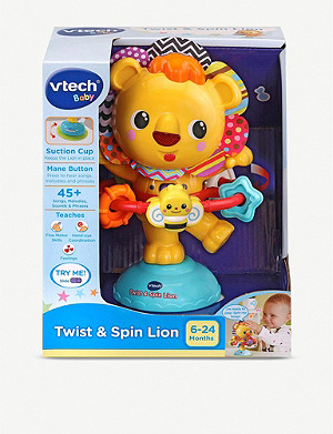 VTECH Twist and Spin Lion toy