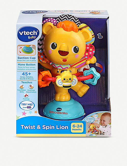 VTECH: Twist and Spin Lion toy 20cm