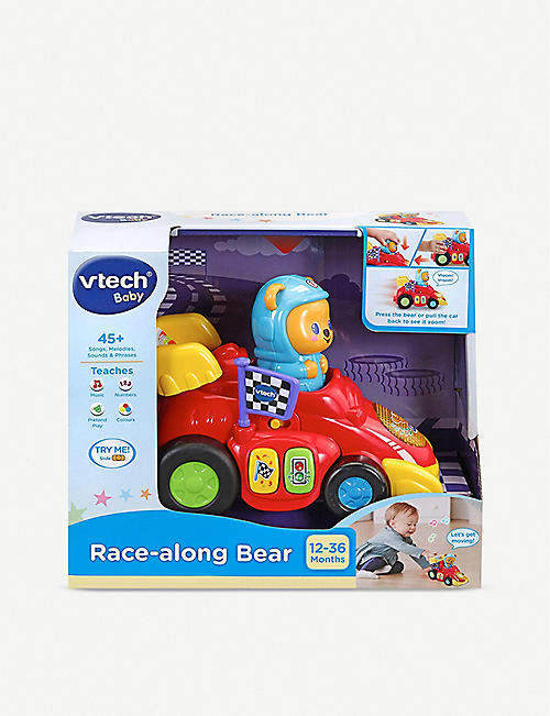 VTECH: Baby Race-Along Bear set