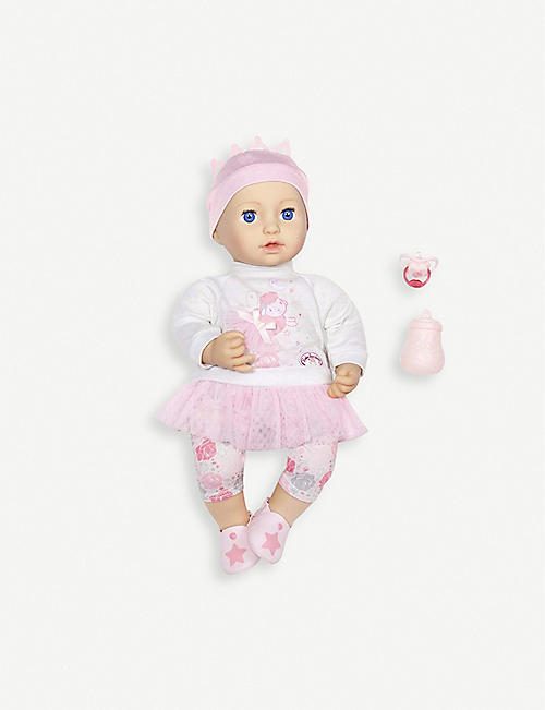 BABY ANNABELL: Sweet Dreams Mia So Soft doll