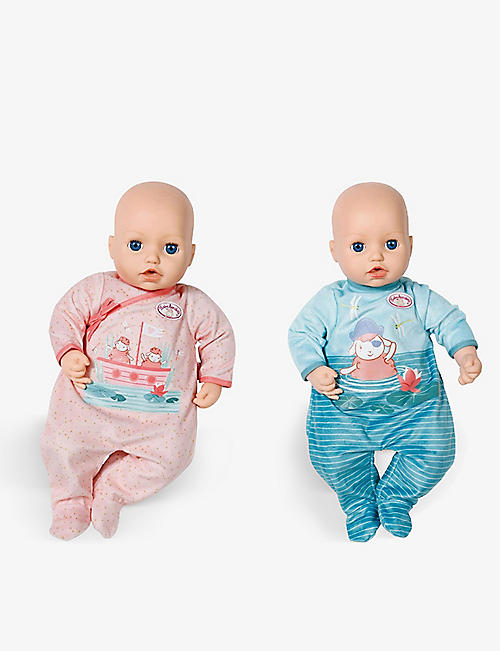 BABY ANNABELL: Romper assorted clothing set