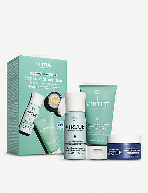 VIRTUE: Recovery Discovery travel kit