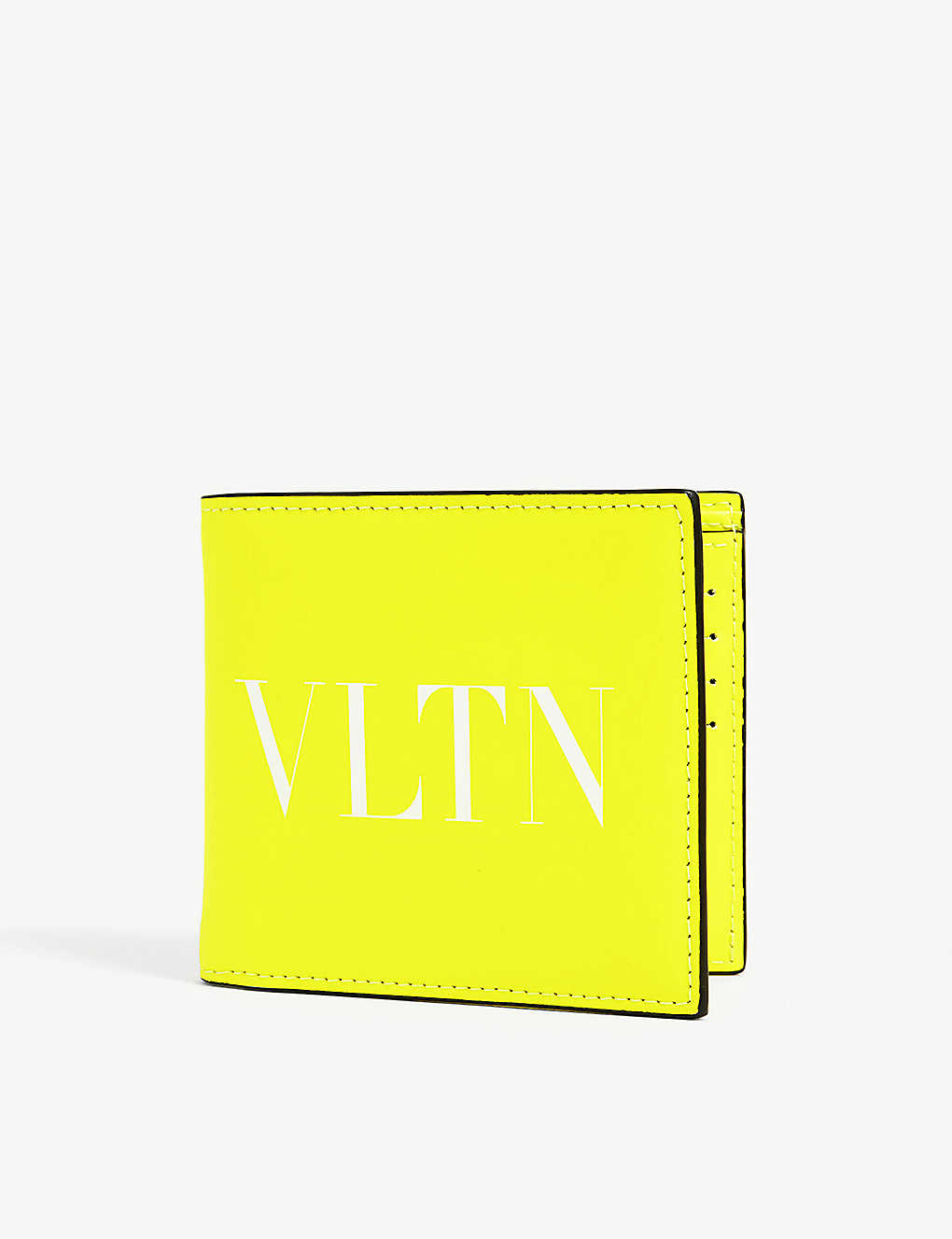 VALENTINO GARAVANI: VLTN leather wallet