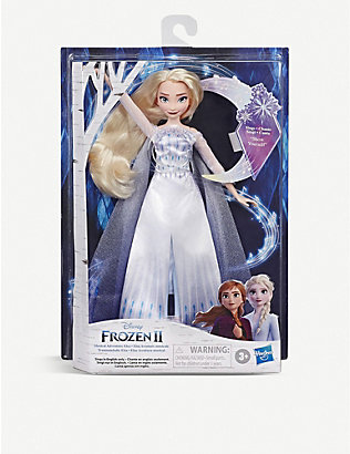 FROZEN II: Disney Frozen II Musical Adventure Elsa doll