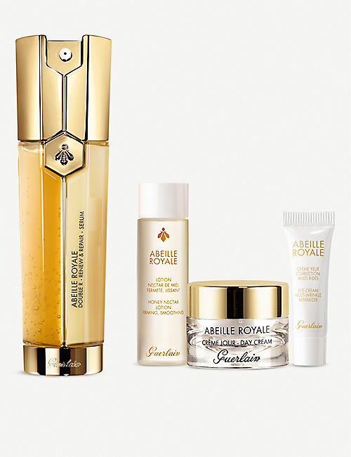GUERLAIN Abeille Royale Double R Renew and Repair skincare set