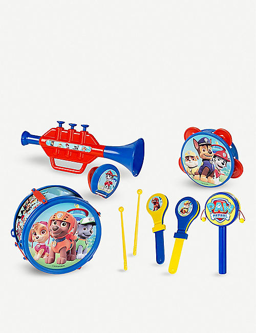 PAW PATROL: Paw Patrol musical band toy set