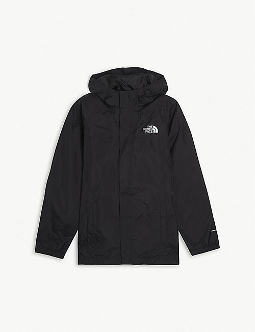 THE NORTH FACE: Waterproof logo shell jacket 5-16 years