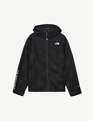 THE NORTH FACE: Windbreaker shell jacket 6-20 years