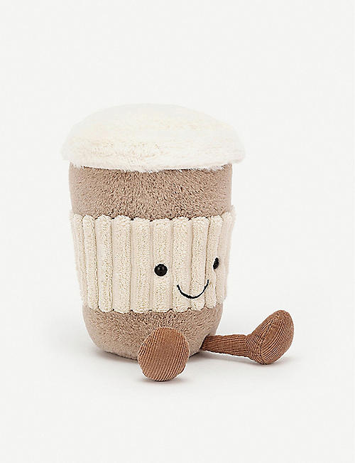 JELLYCAT Amuseable Coffee-to-go soft toy 15cm