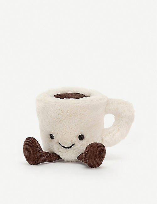 JELLYCAT Amuseable Espresso Cup soft toy 10cm