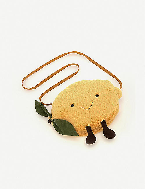 JELLYCAT: Amuseable Lemon bag 20cm