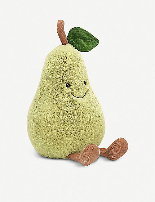 JELLYCAT Amuseable pear soft toy 28cm