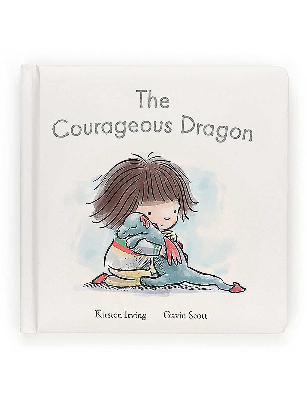 JELLYCAT: The Courageous Dragon story book