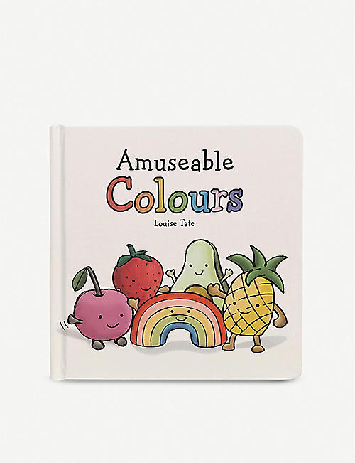 JELLYCAT: Amuseables Colours book