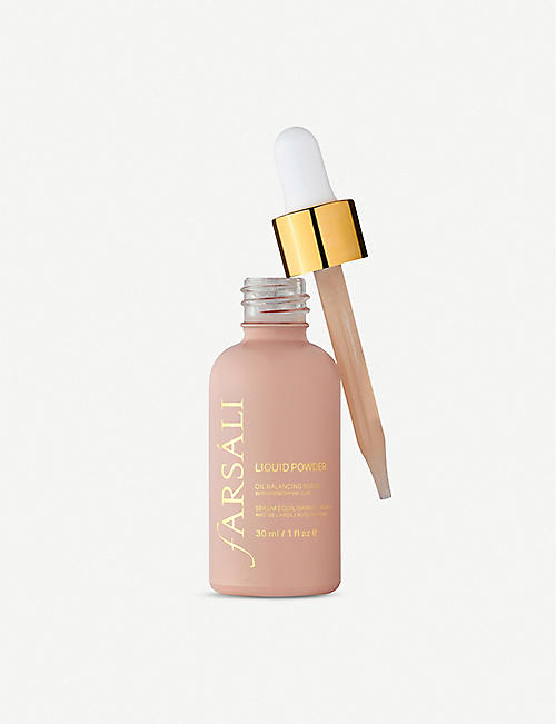 FARSALI: Liquid Powder Oil Balancing Serum 30ml