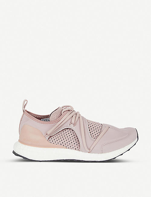 ADIDAS BY STELLA MCCARTNEY Ultraboost T mesh and neoprene trainers