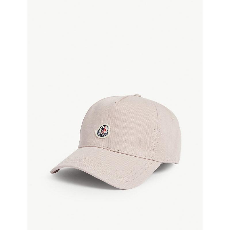 Moncler Lingerie LOGO BASEBALL CAP