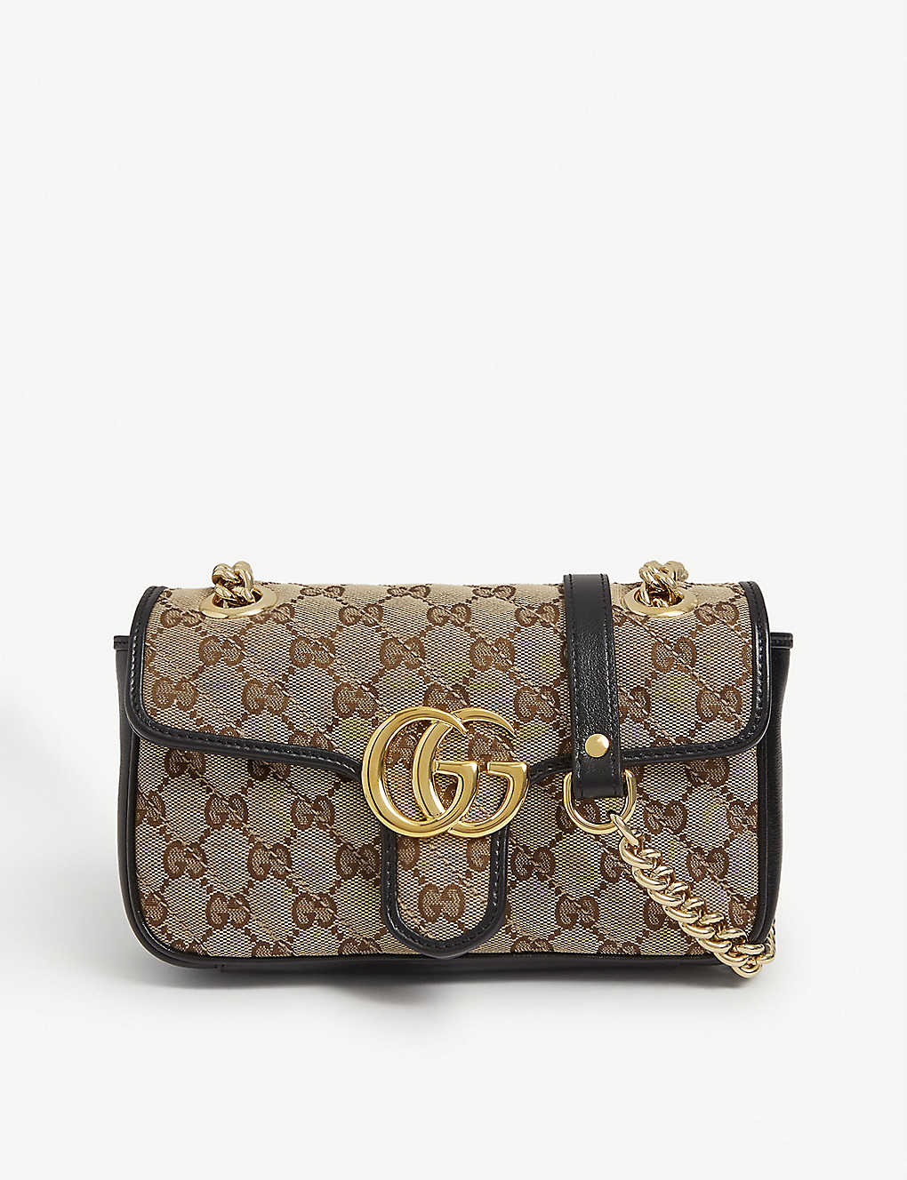GUCCI: GG Marmont small shoulder bag