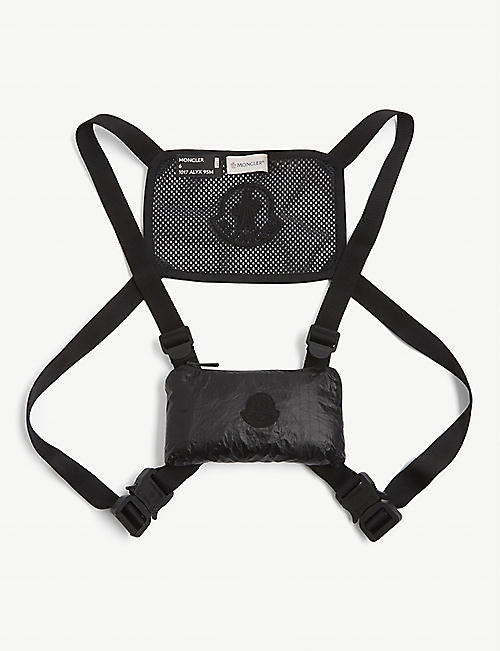 MONCLER Chest harness bag