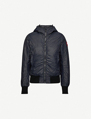 CANADA GOOSE Dore hooded shell-down jacket