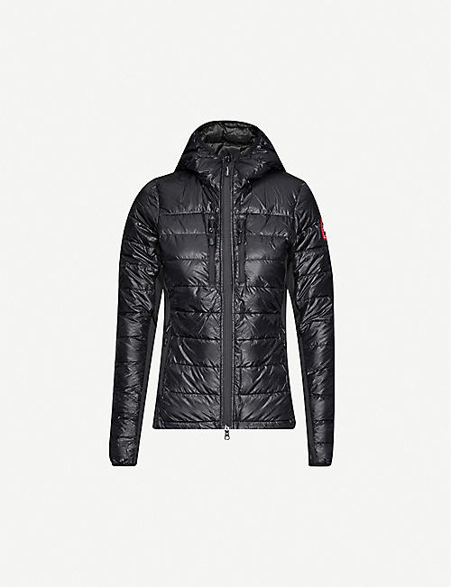 CANADA GOOSE Hybridge Lite shell down jacket