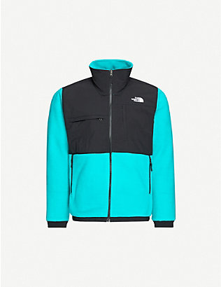 THE NORTH FACE: Denali funnel-neck fleece jacket