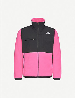 THE NORTH FACE: Denali high-neck fleece jacket