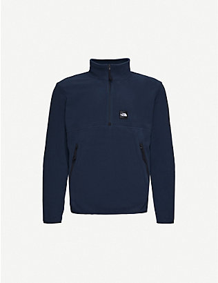 THE NORTH FACE: Boruda fleece sweatshirt