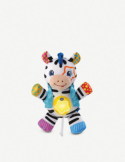 VTECH Lights and Stripes Zebra baby toy