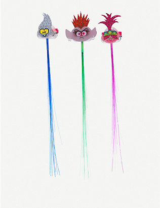 TROLLS: Trolls World Tour assorted hair lights 30cm