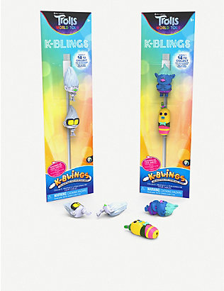 TROLLS: Trolls World Tour K-Blings assorted cable accessories