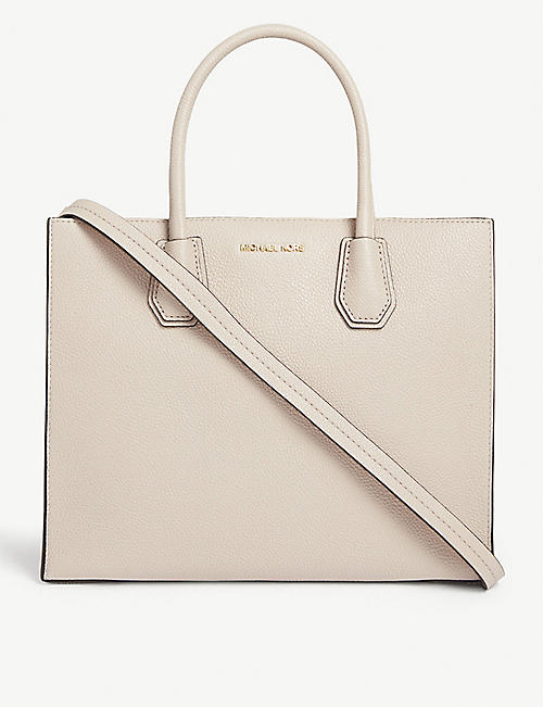 MICHAEL MICHAEL KORS: Mercer large leather tote
