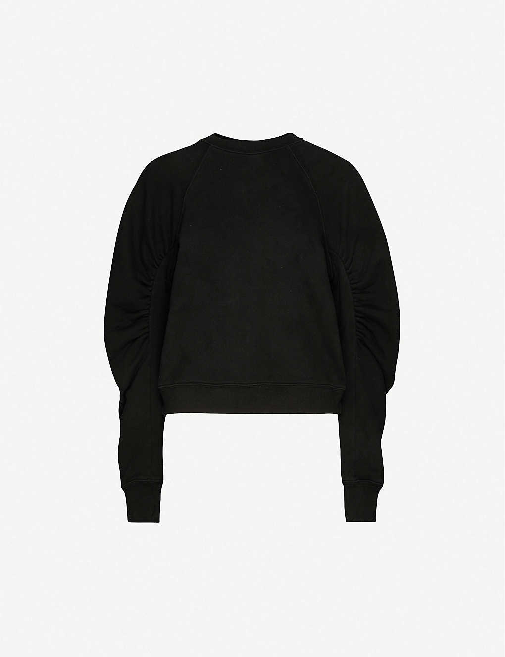 CITIZENS OF HUMANITY: Evelyn cotton-jersey sweatshirt