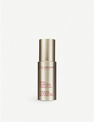 CLARINS: Shaping Facial Lift Enhancing Eye Lift Serum 15ml