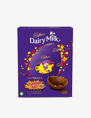 CADBURY Crunchie milk chocolate Easter egg 570g