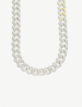 HATTON LABS: Heavyweight sterling silver cuban chain