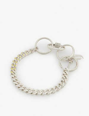 HATTON LABS Cuban sterling silver bracelet