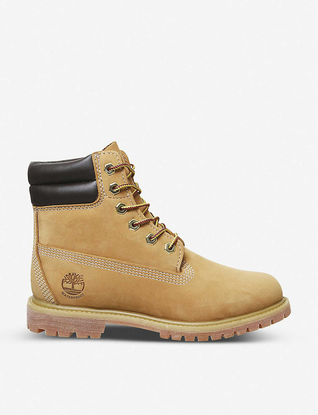 "TIMBERLAND: Waterville 6"" leather boots"